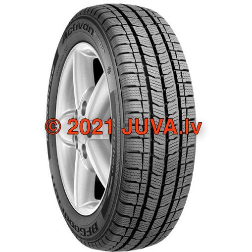 Tyres, bF Goodrich Activan Winter