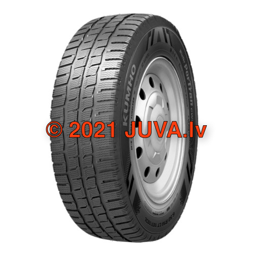 Kumho Winter Portran CW51 (Winter Tyre) Tyres
