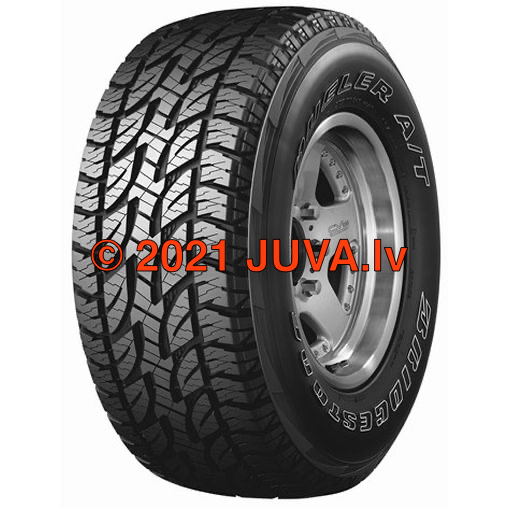 Bridgestone Dueler A/T D694 Reviews