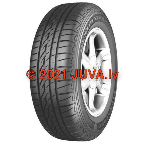 Firestone Destination HP - Tyre Reviews