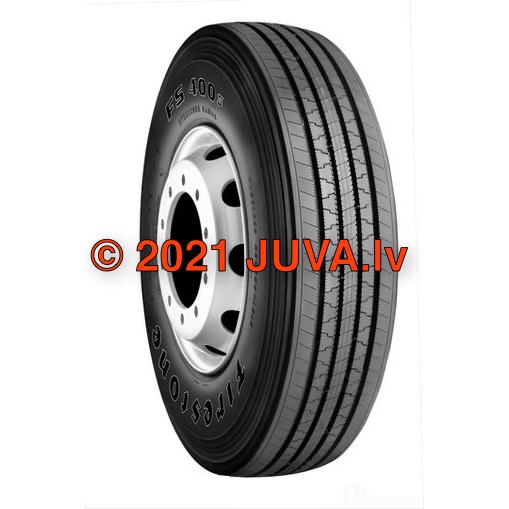 FS400 All Position Bus Tire - Firestone Commercial Tires
