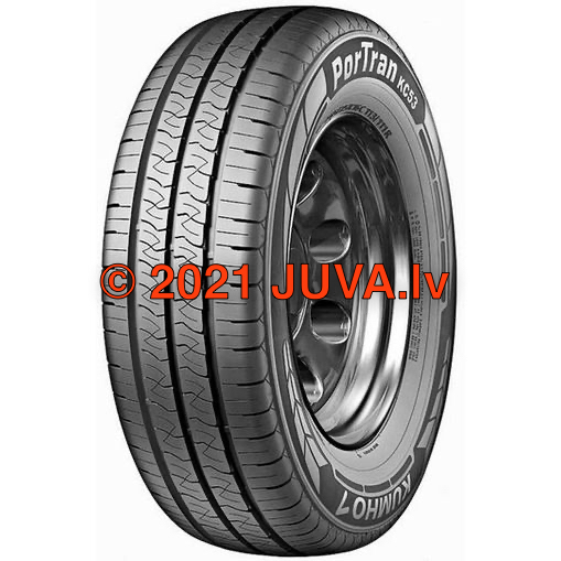 Kumho, portran, kC53 195/70R15 104/102R from ryde Tyres