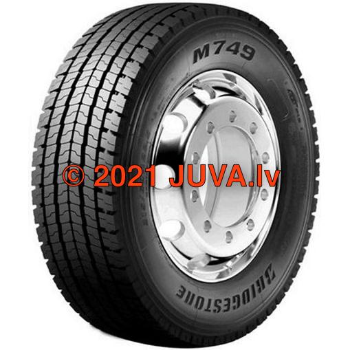 Bridgestone M749ECO 295/80 R22.5