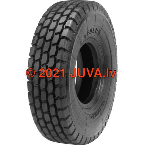 5 Bridgestone, r238 Commercial Truck Tire (16 Ply)