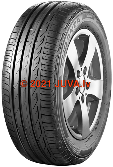 Bridgestone, turanza T001 235/45R17 94Y ceny, dane techniczne