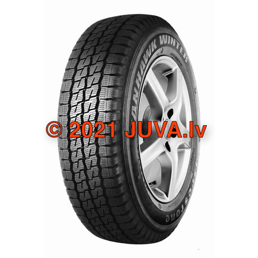 Firestone vanhawk, winter 205/75 R16, c 110 R Zimn - 7161