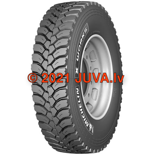 X works xzy - Michelin Australia Truck and Bus Tyres