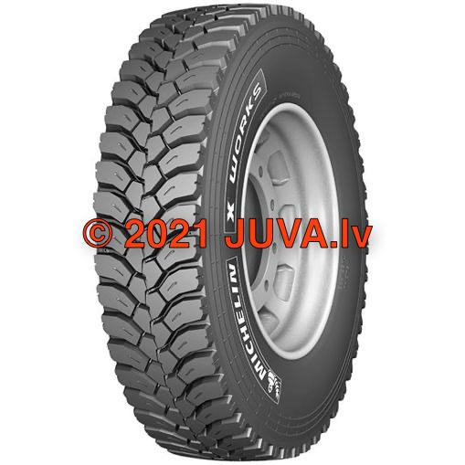 Pneu Michelin X-works XDY 13R22.5 156K