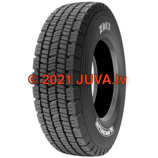 Michelin XDE 2 Tires