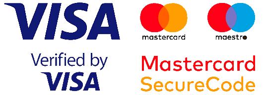 Mēs pieņemam kredītkartes Visa, Master Card, Maestro, Verified by Visa, Master Card Secure Code, SIA JUVA